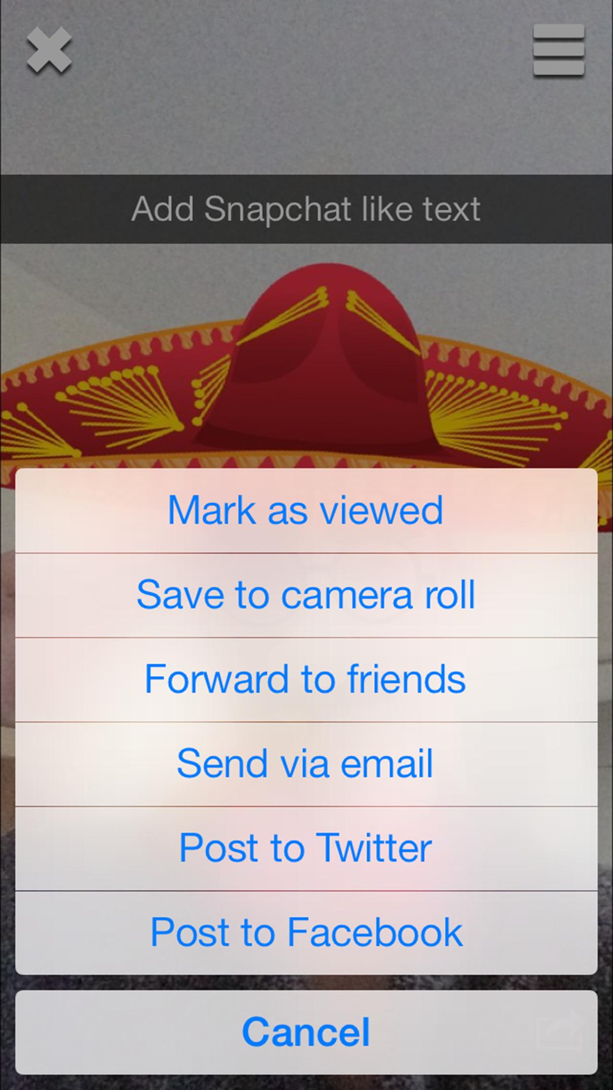 Snap-Hack™ Pro for Snapchat - Screenshot save your Snapchat's - Snaphack™ screenshot-3