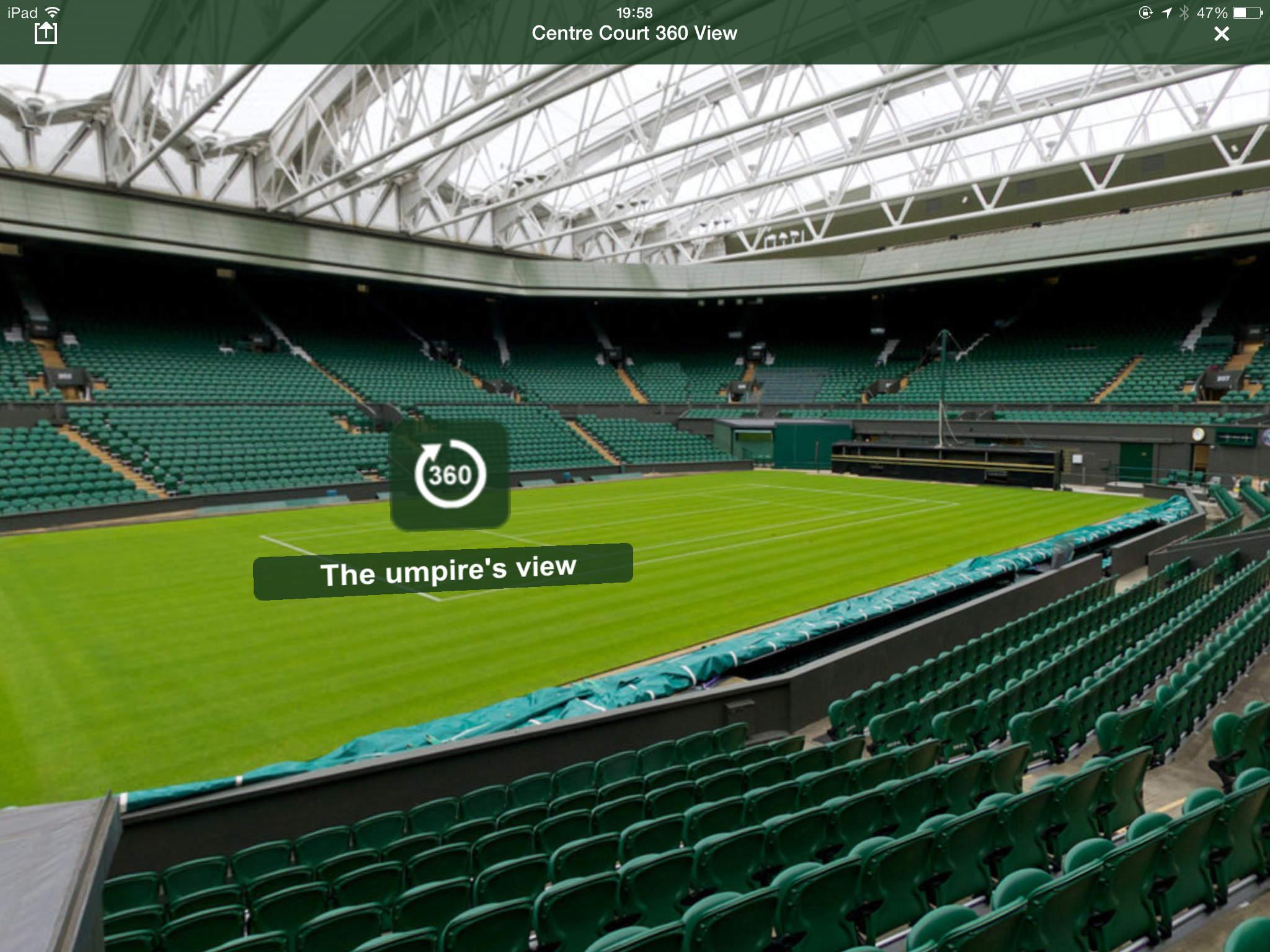 The Championships, Wimbledon 2015 - Grand Slam Tennis screenshot-3