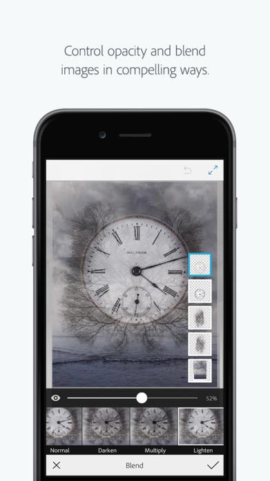 Adobe Photoshop Mix Screenshot