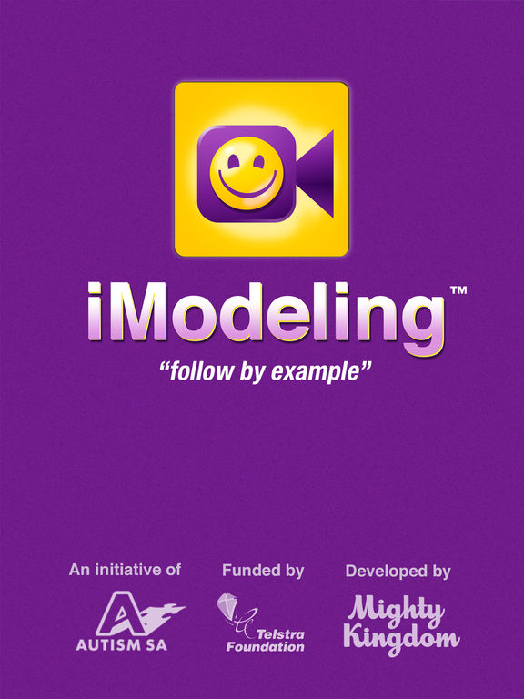 iModeling - Skills for Autism Spectrum Disorder - Autism Apps