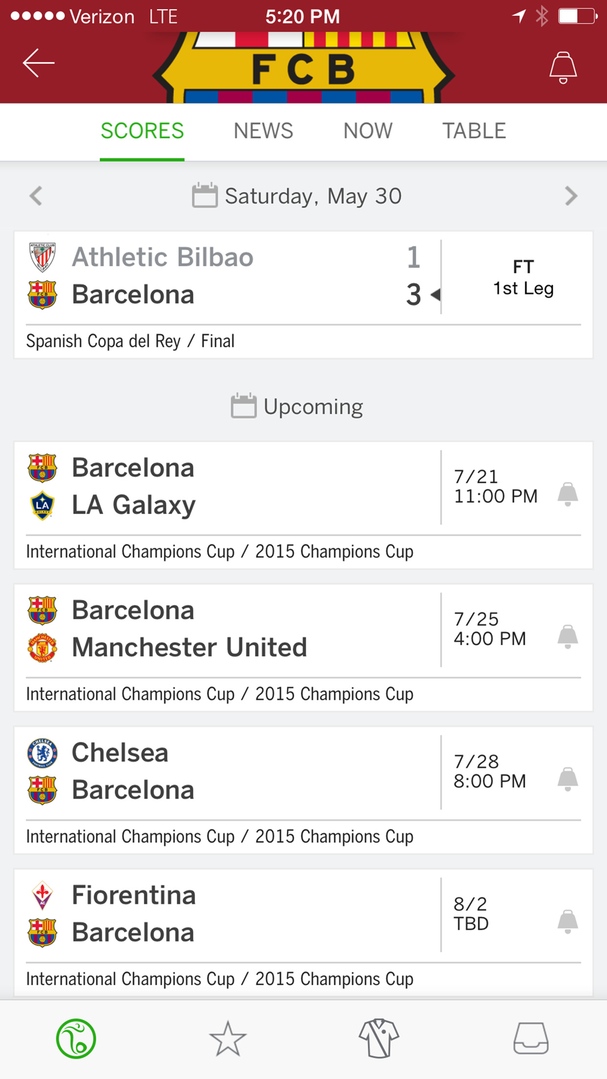 ESPN FC Football screenshot-4