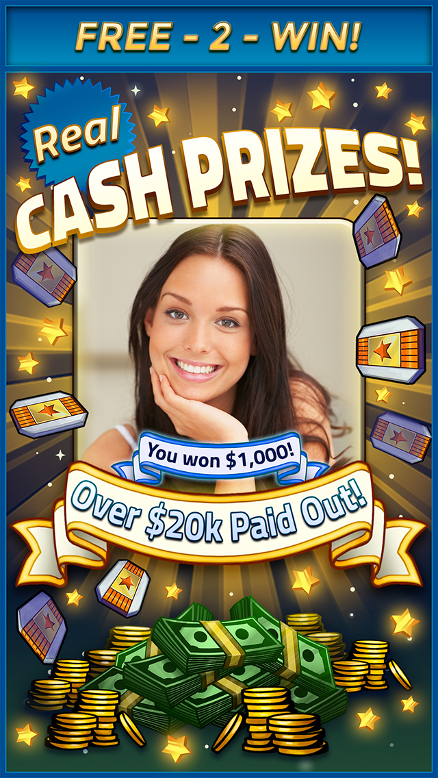 Win Real Cash For Free
