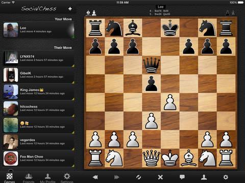 Schach App Gegen Freunde