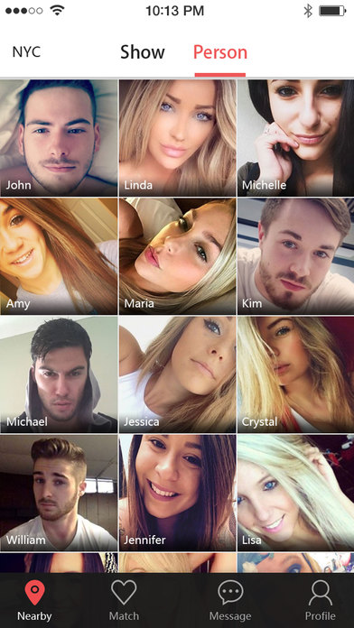 Hookup Now - Meet Attractive & Secret dating Screenshot
