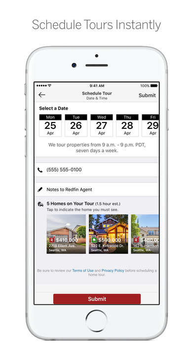 Redfin Real Estate - Search Homes for Sale Screenshot
