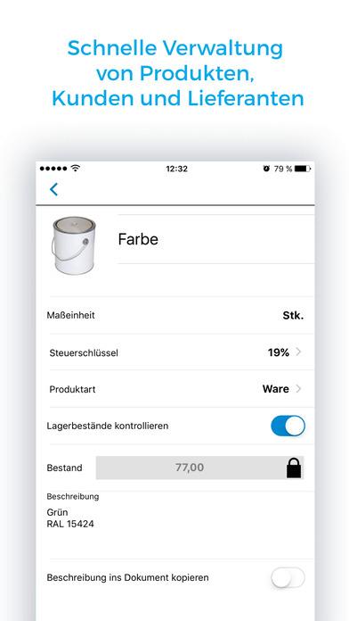 comarch erp xt angebot auftrag rechnung im app store. Black Bedroom Furniture Sets. Home Design Ideas