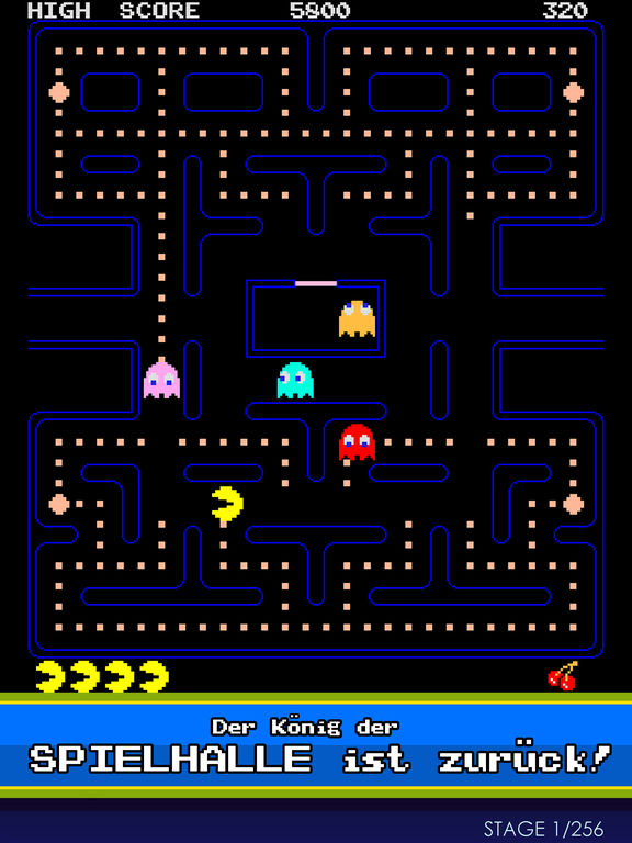 PAC-MAN Premium Screenshot