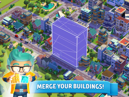 City Mania: Town Building Game IPA Cracked for iOS Free Download