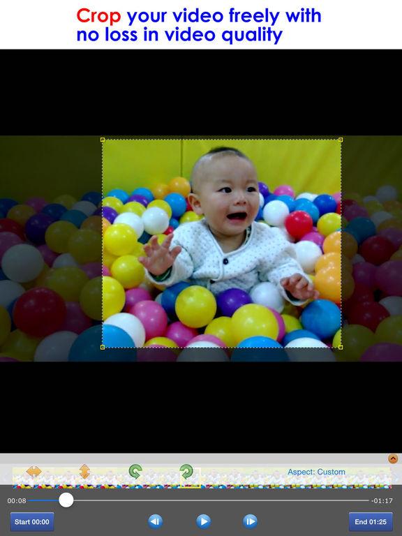 Crop Video Screenshot