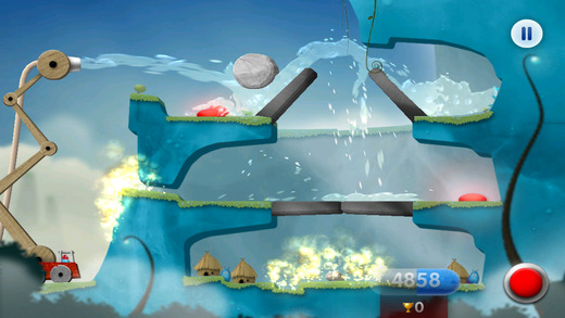 Sprinkle: Water splashing fire fighting fun! Screenshot