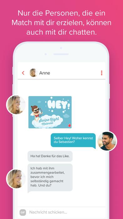 Dating app kostenlos schreiben