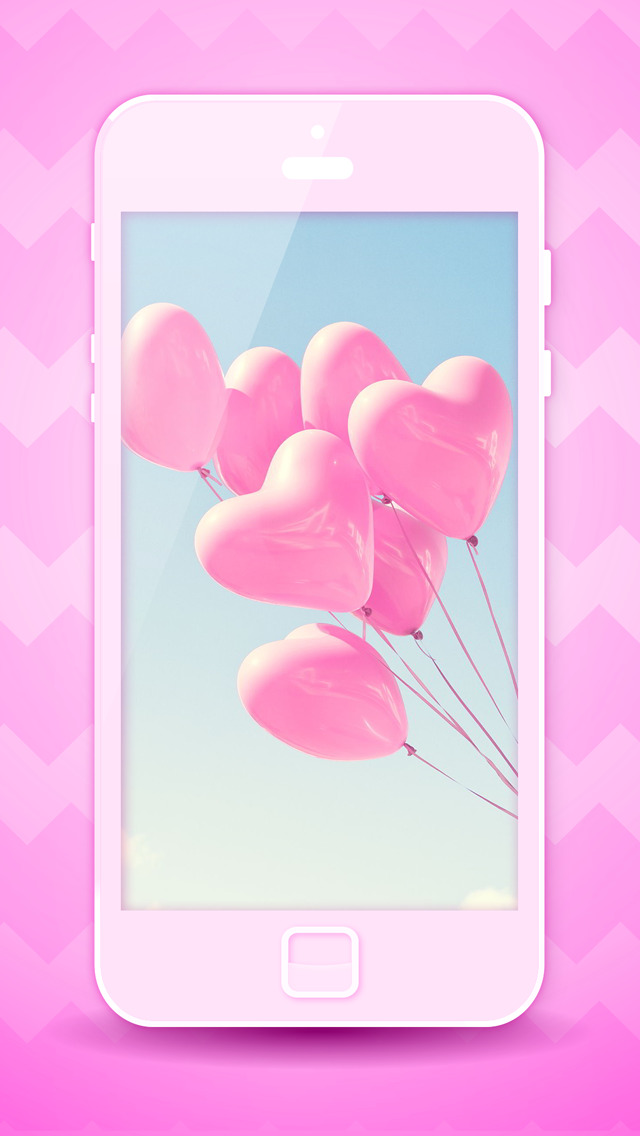 Pink Wallpapers Cute Wallpaper For Girls With Stylish Girly Background Design By Goran Jankovic