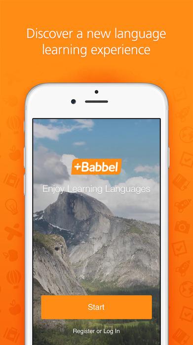 Babbel – Learn Languages English, Spanish & more Screenshot