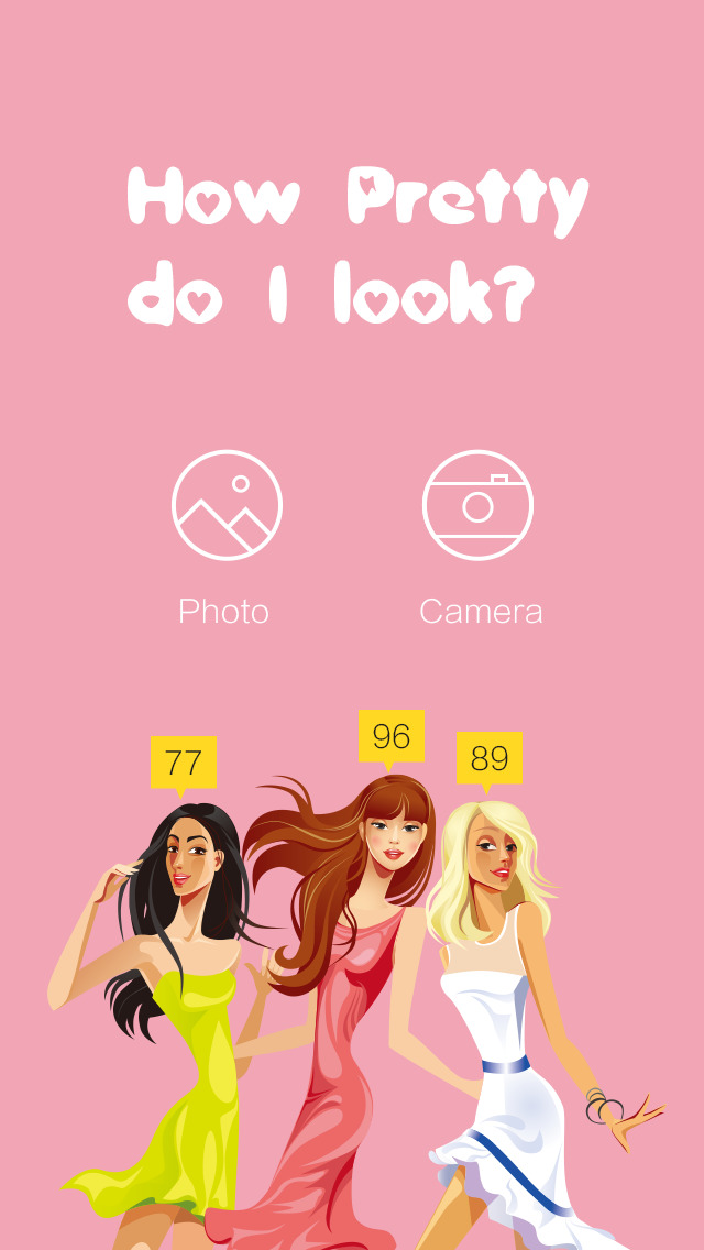 Hot Or Not Beauty Ugly Meter How Pretty Do I Look Bei Davetech Co