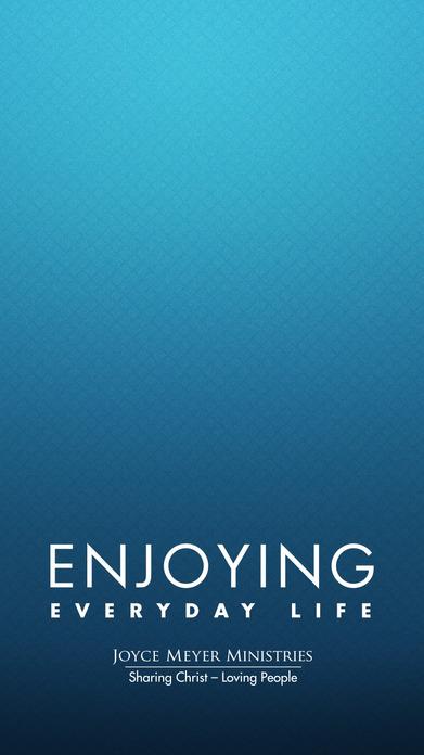 Enjoying Everyday Life Mag Screenshot