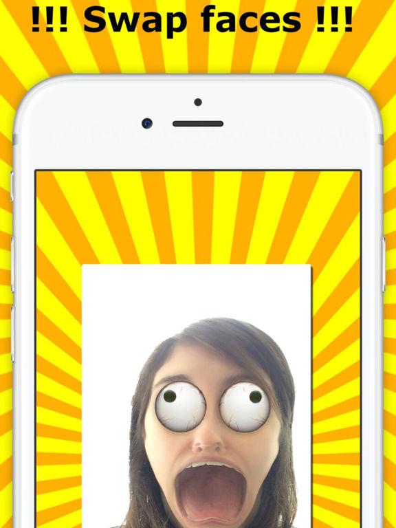 Snap gezicht swap voor Snapchat - maskers editor en effecten