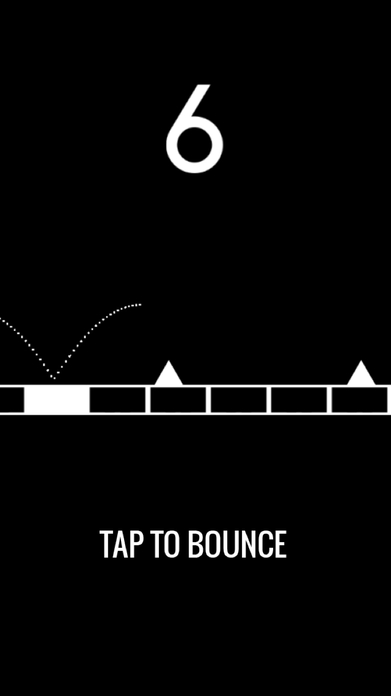 Wire Bounce Screenshot