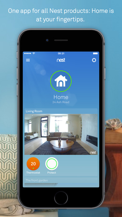 Nest - Your home in your hand Screenshot