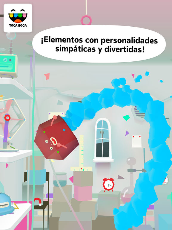 Toca Lab Screenshot