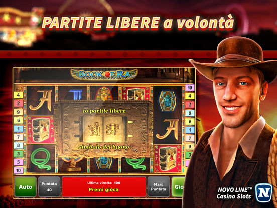 Giochi slot machines gratis