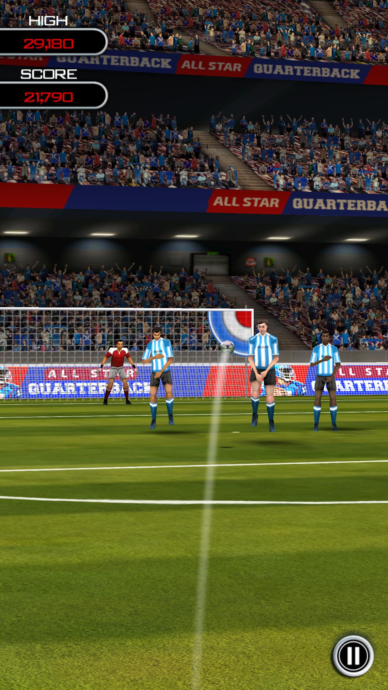 Flick Soccer! screenshot-3
