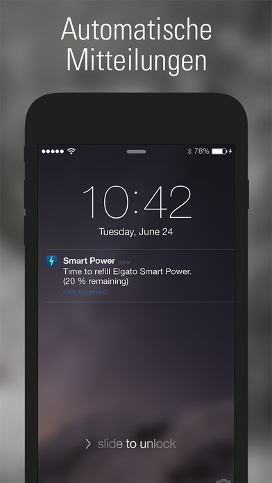 Elgato Smart Power Screenshot