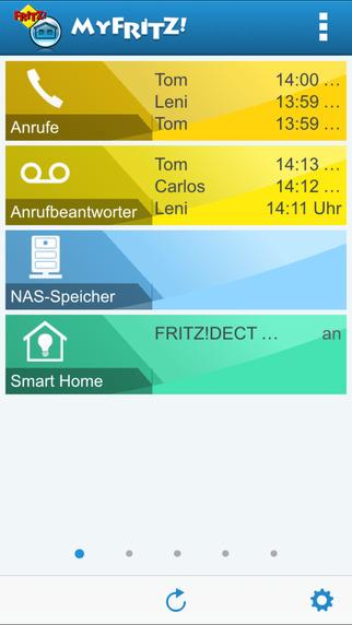 myfritz app f r iphone ipod touch und ipad im app store von itunes. Black Bedroom Furniture Sets. Home Design Ideas