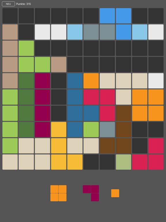 Just Blocks! Screenshot