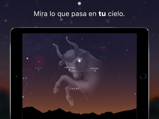 Sky Guide – Mapa estelar Screenshot