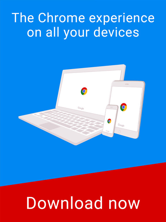 Chrome - web browser by Google Screenshot