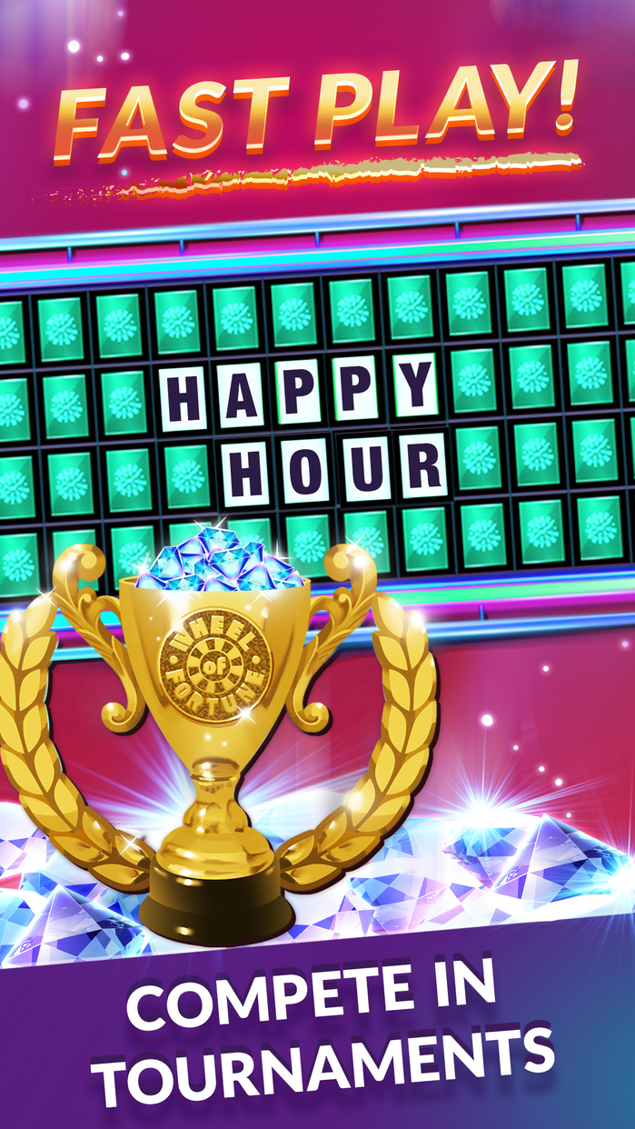 Wheel of Fortune: Game Show Word Puzzles Screenshot