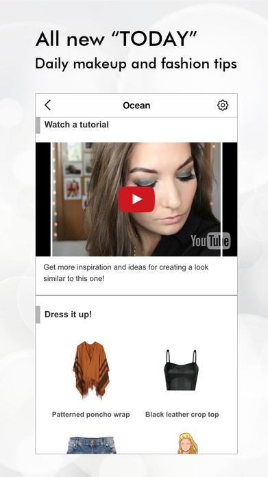 Perfect365 - Custom makeup designs and beauty tips Screenshot
