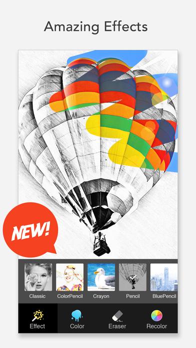 Color Lab – Photo Splash Effects & Recolor Fx Filt Screenshot