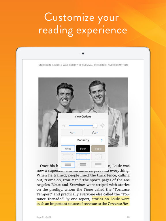 Kindle – Read eBooks, Magazines & Textbooks IPA Cracked for