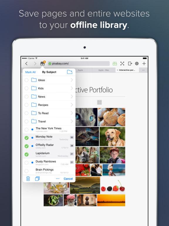 Offline Pages Pro Screenshots