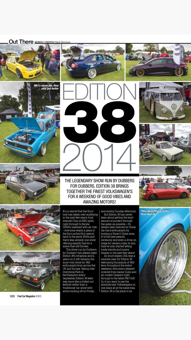 Fast Car: the modified car magazine - App Store revenue & download ...