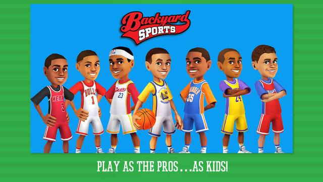 Backyard Basketball Pc Download backyard sports nba basketball 2015 - revenue & download estimates