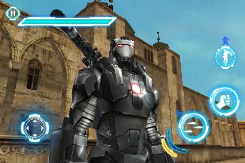 Iron Man 2 LITE screenshot 3