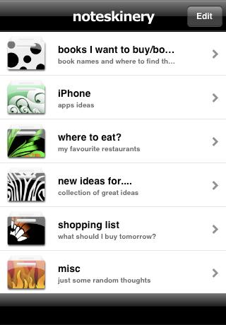 noteskinery screenshot 5