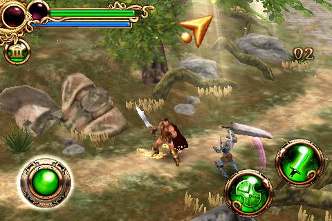 Hero of Sparta™ Lite screenshot #3