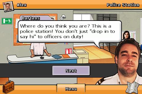 Crime Files: The Templar Knight screenshot 1