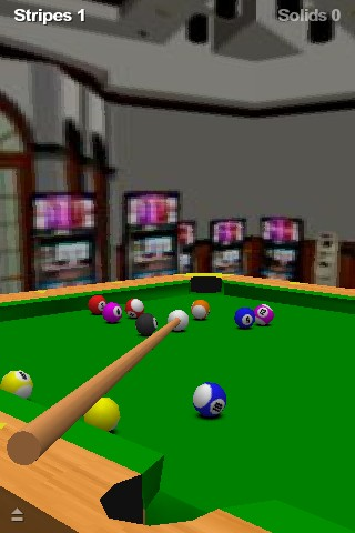 Vegas Pool Sharks Lite screenshot 2