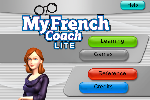 My French Coach Lite screenshot #1