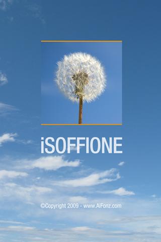 iSoffione Screenshot