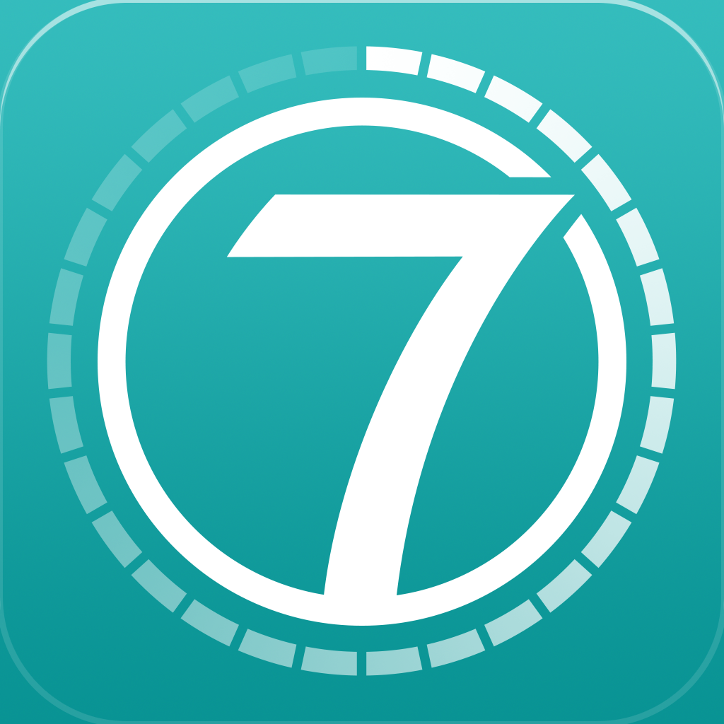 Seven – 7 Minute Workout with 7 Month Goal