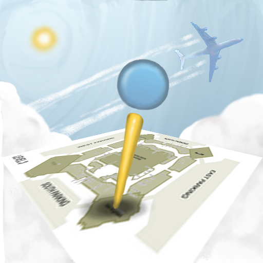 Point Inside Maps for Airports & Malls