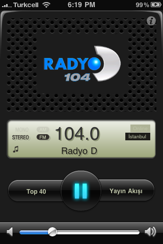 RadyoD Screenshot