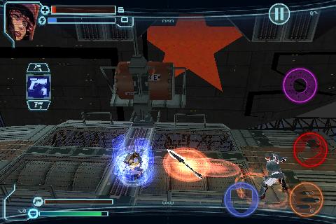 Red Star screenshot 1