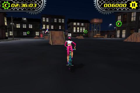 BMX Cunning Stunts 3D Screenshot