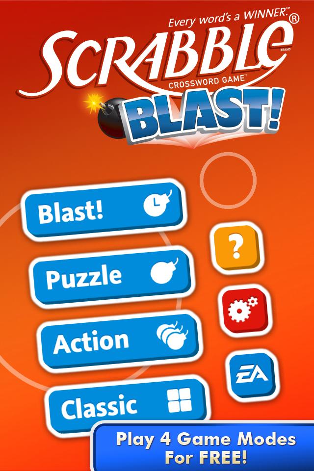SCRABBLE Blast screenshot 5